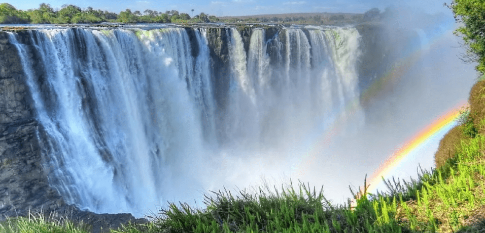 Какой Водопад Самый Высокий (Анхель). Топ 7 Известных Водопадов.