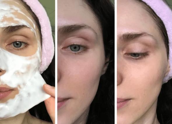 Чудо Альгинатная маска (для Лица) в Домашних Условиях. Как Сделать и Нанести альгинатную маску
