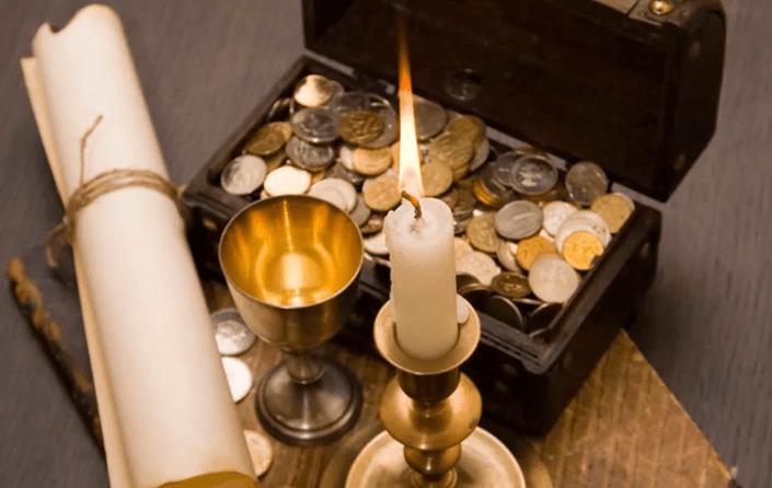 Обряды на деньги сильные, проверенные. Заговоры привлечение денег в домашних условиях, на 3, 5 свечей, на кошелек, на хлеб.