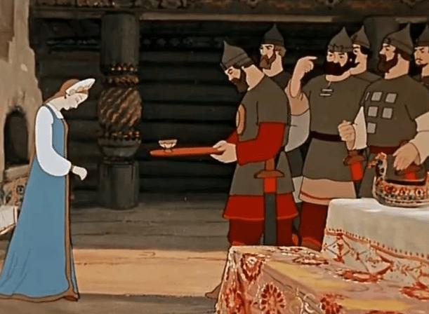 Сказка о мертвой царевне краткий пересказ. Главные герои, главная мысль, чему учит сказка о мертвой царевне.