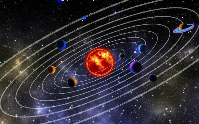 какие планеты солнечной системы