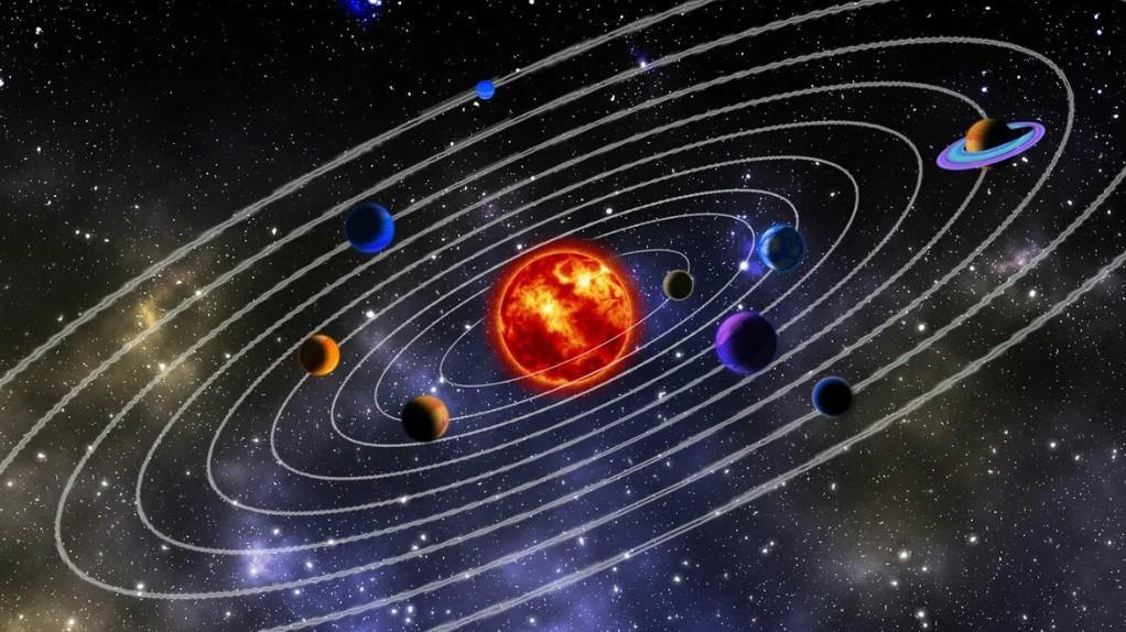 Какие планеты входят в состав солнечной системы. Краткая характеристика планет солнечной системы.