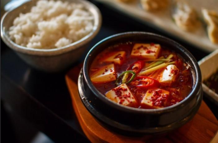 как приготовить суп кимчи