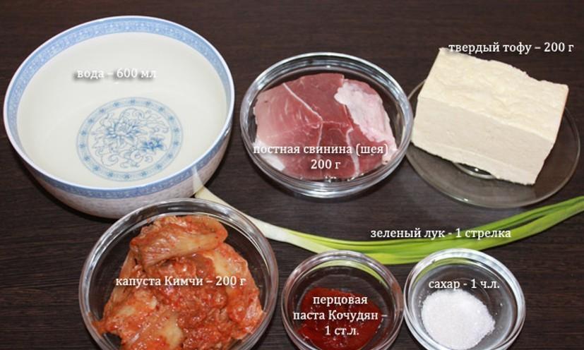 Как приготовить суп кимчи в домашних условиях. Суп кимчи: из пекинской капусты, на мясном бульоне, с яйцом. Острый суп с рыбой.
