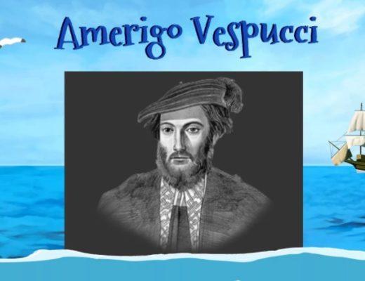 Америго Веспуччи краткая биография. Почему Америку назвали в честь Америго Веспуччи. Маршрут экспедиции Америго Веспуччи. Краткая биогрфия Америго Веспуччи.