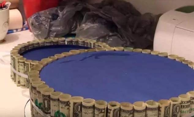 Торт из денег своими руками пошагово