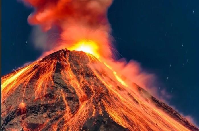 Какие бывают вулканы по активности