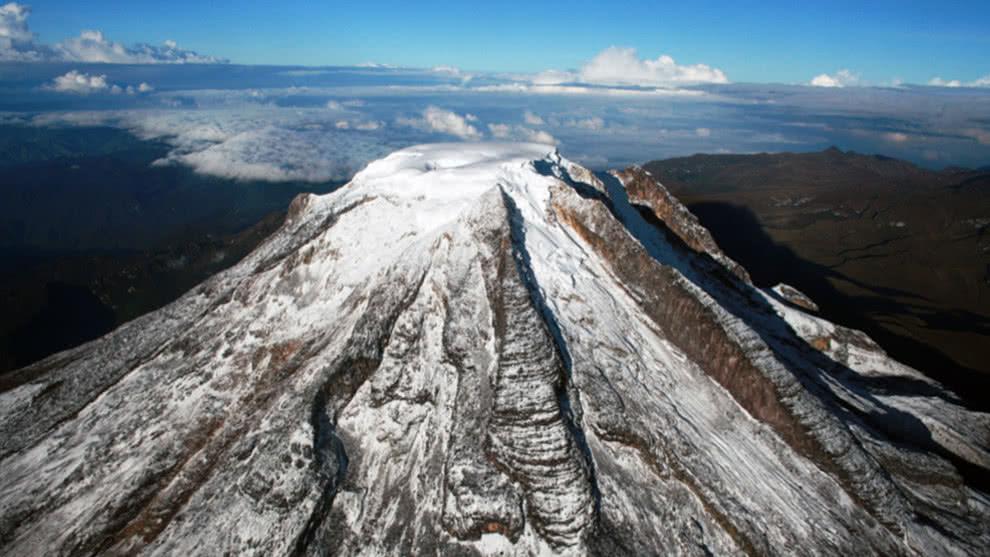 Крупнейшие вулканы Земли