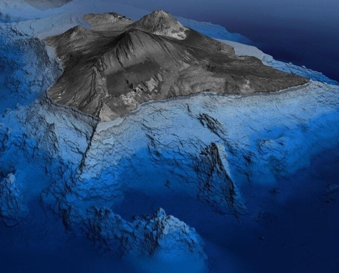 Самый высокий вулкан Земли