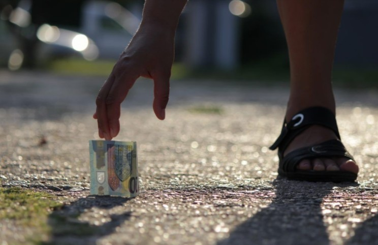 Что делать если нашел деньги на улице приметы