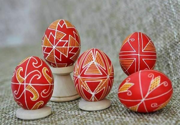 Поделка пасхальное яйцо своими руками: писанка