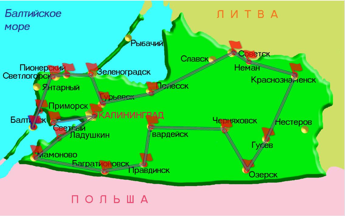 Море карта побережья Россия отдых