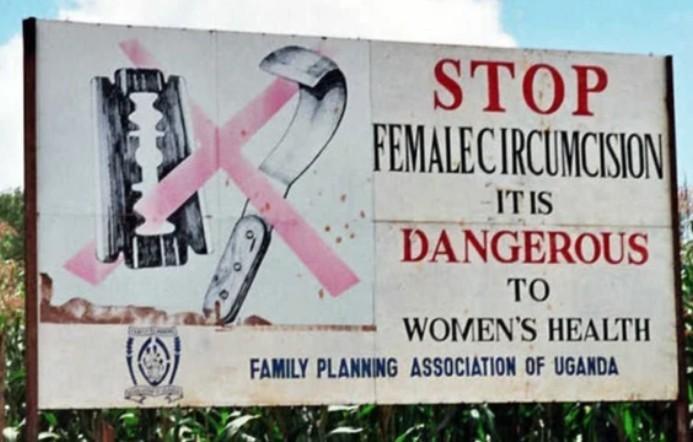 Женское обрезание статистика