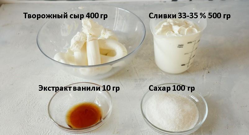 Молочная девочка крем для торта