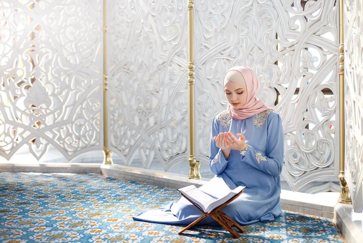 Женщины в Рамадан
