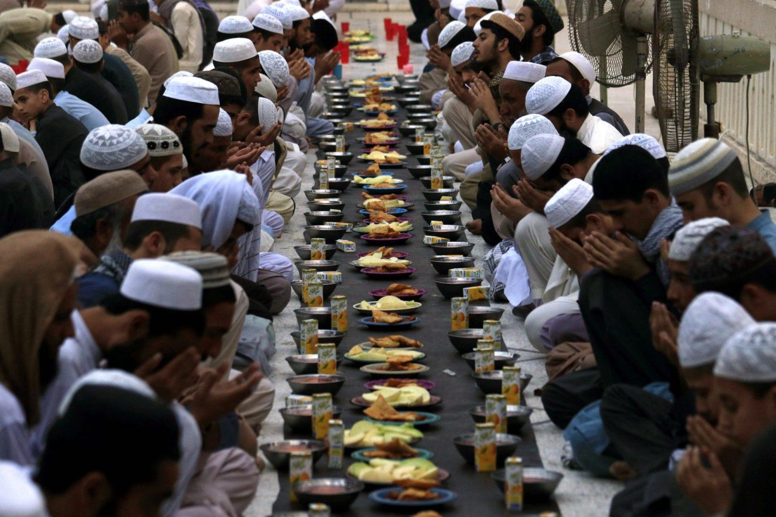 Дни поста у мусульман