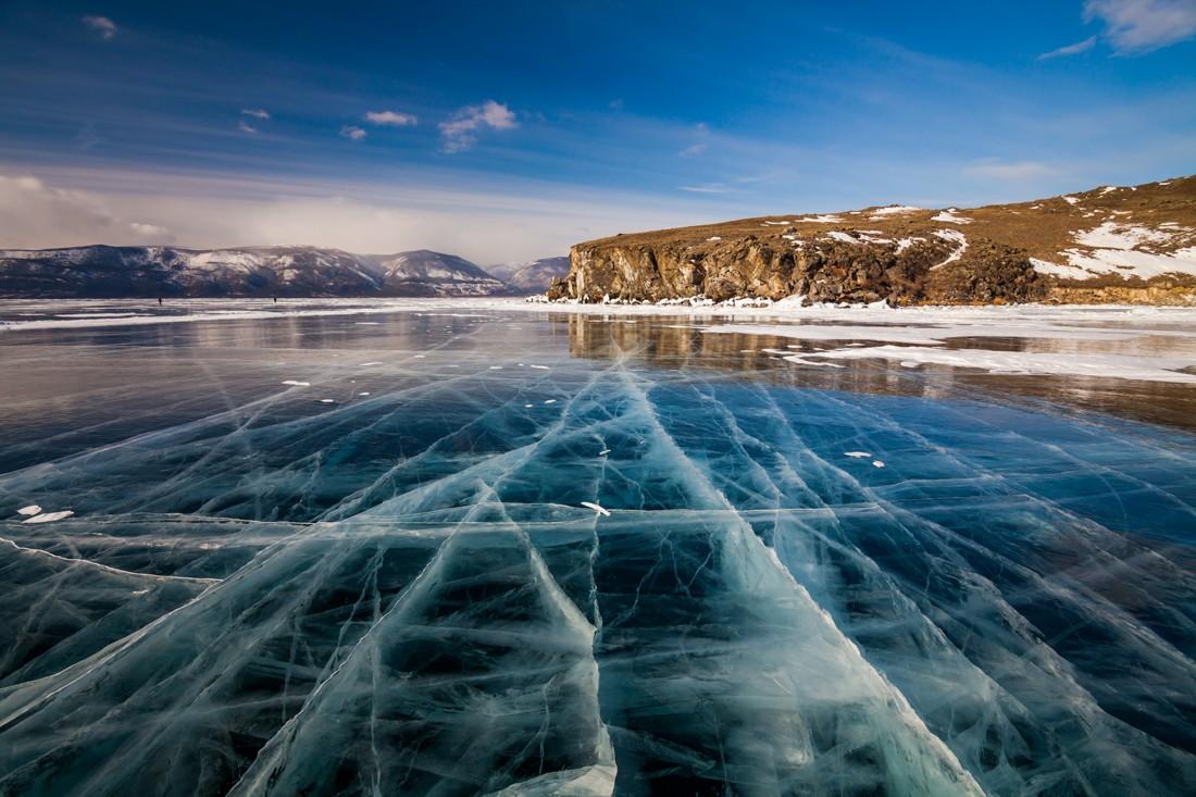 Отдых озеро Байкал зимой