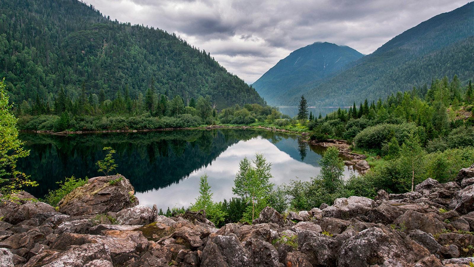Соболиные озера Байкал