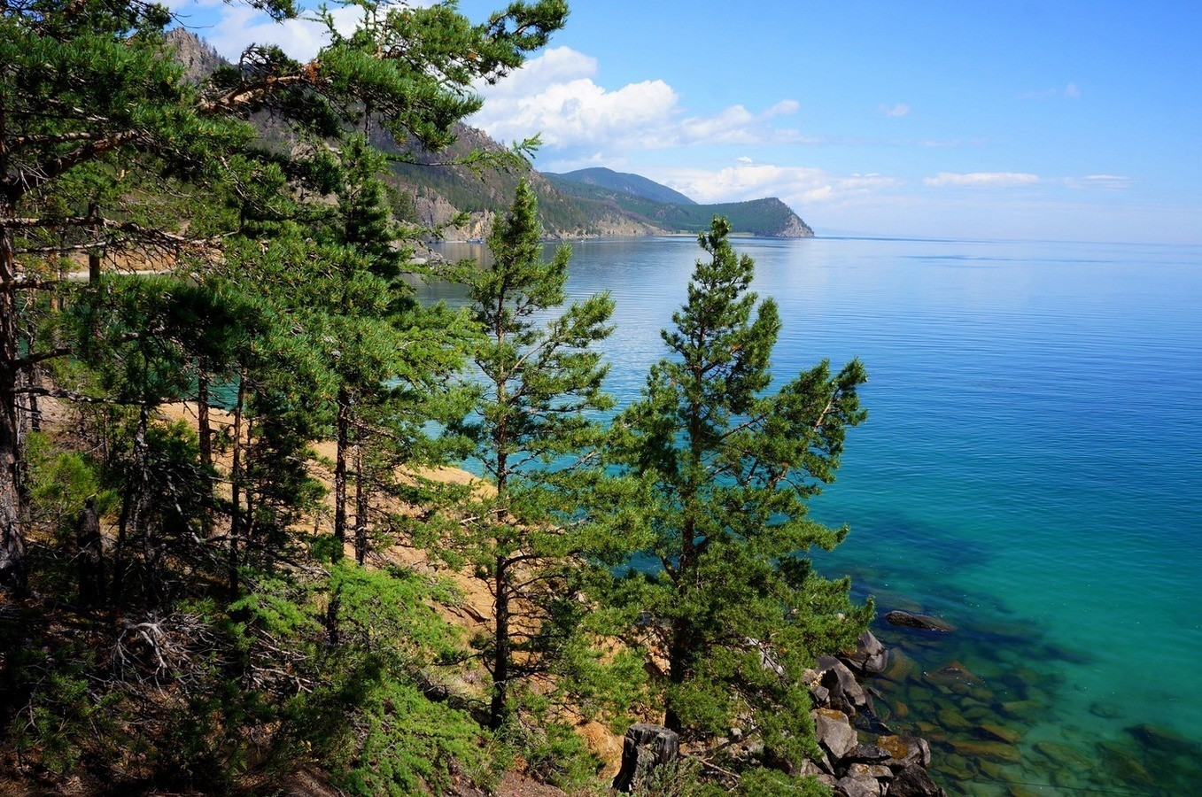 Байкал озеро где находится