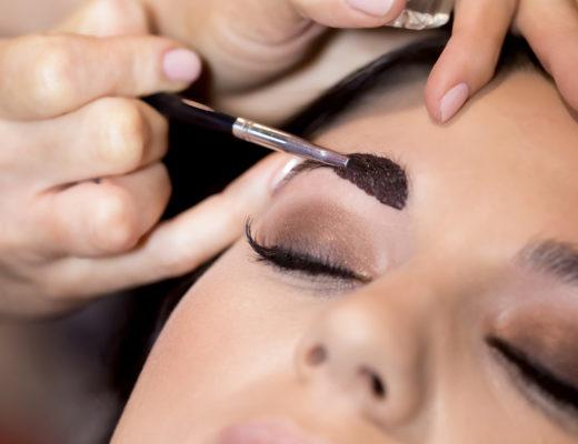 Хна для бровей: как выбрать, как развести. Как покрасить брови хной пошагово. Какую хну для бровей выбрать.